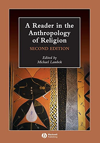 9781405136143: A Reader in the Anthropology of Religion