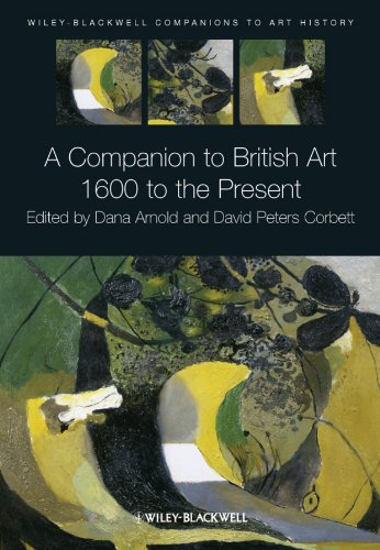 9781405136297: A Companion to British Art: 1600 to the Present (Blackwell Companions to Art History)
