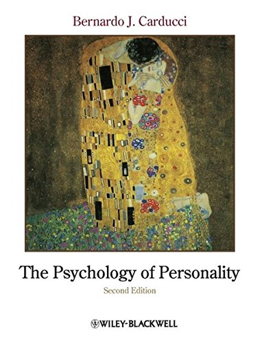 9781405136358: The Psychology of Personality: Viewpoints, Research, and Applications