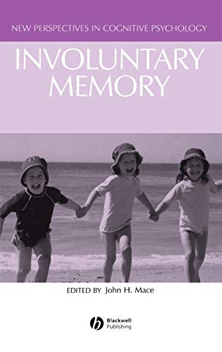9781405136372: Involuntary Memory (New Perspectives in Cognitive Psychology)