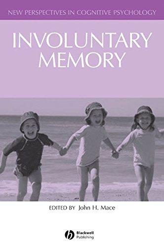 9781405136389: Involuntary Memory