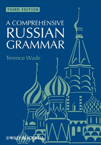9781405136396: A Comprehensive Russian Grammar (Blackwell Reference Grammars)