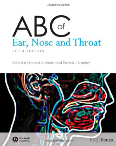 9781405136563: ABC of Ear, Nose and Throat
