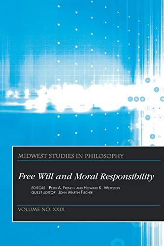 9781405138109: Free Will and Moral Responsibility