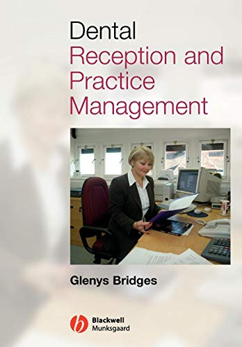 9781405138888: Dental Reception and Practice Management
