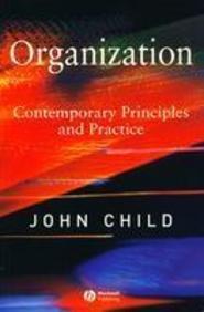 9781405138956: Organization