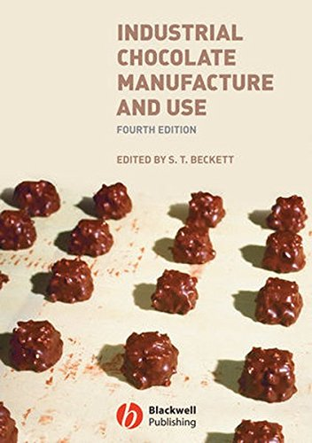9781405139496: Industrial Chocolate Manufacture and Use