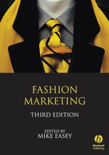 9781405139533: Fashion Marketing