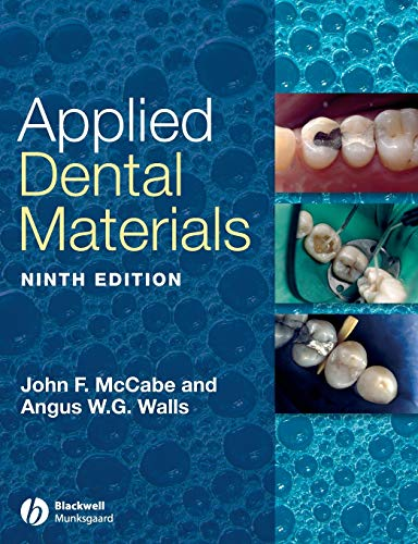 9781405139618: Applied Dental Materials 9e