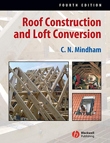 9781405139632: Roof Construction and Loft Conversion
