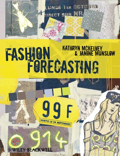 9781405140041: Fashion Forecasting