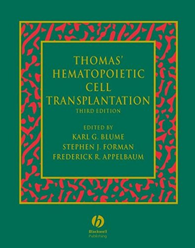 9781405140119: Thomas' Hematopoietic Cell Transplantation