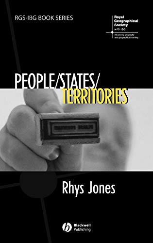 9781405140331: People - States - Territories: The Political Geographies of British State Transformation (RGS-IBG Book Series)