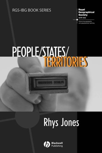 9781405140348: People - States - Territories: The Political Geographies of British State Transformation