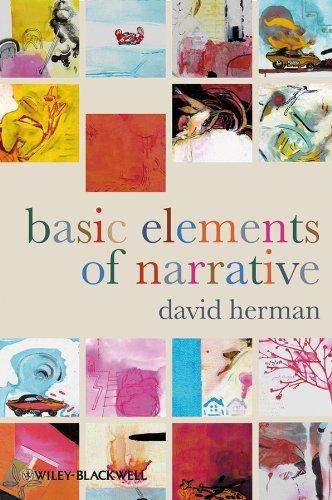 9781405141543: Basic Elements of Narrative
