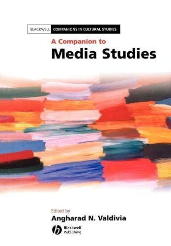 9781405141741: A Companion to Media Studies