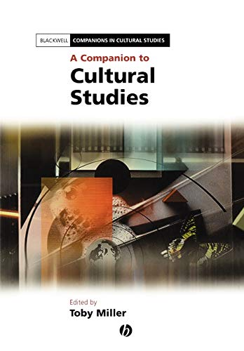 9781405141758: A Companion to Cultural Studies