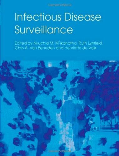 9781405142663: Infectious Disease Surveillance