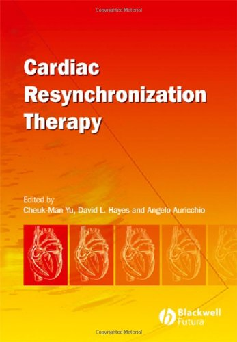 9781405142823: Cardiac Resynchronization Therapy
