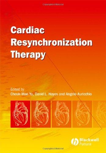 9781405142823: Cardiac Resynchronization Therapy
