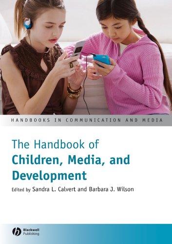 9781405144179: The Handbook of Children, Media, and Development (Handbooks in Communication and Media)
