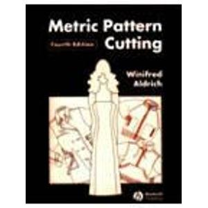 9781405144315: Metric Pattern Cutting