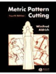 9781405144315: Metric Pattern Cutting