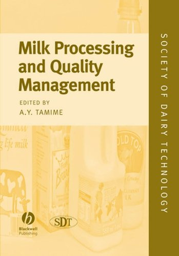9781405145305: Milk Processing and Quality Management