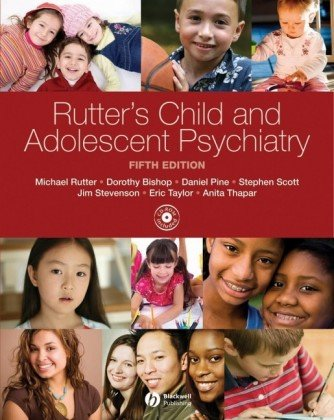 9781405145497: Rutter's Child and Adolescent Psychiatry