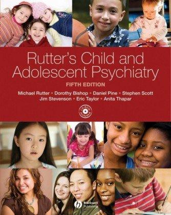 9781405145497: Rutter's Child and Adolescent Psychiatry 5E