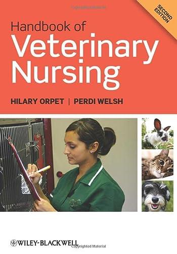 9781405145534: Handbook of Veterinary Nursing, 2nd Edition