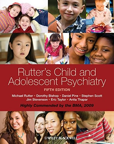 9781405145930: Rutter's Child and Adolescent Psychiatry