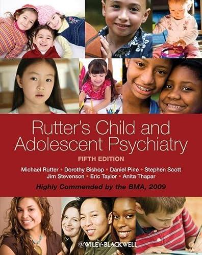 9781405145930: Rutter's Child and Adolescent Psychiatry 5E