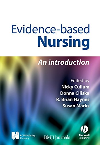 9781405145978: Evidence-based Nursing: An Introduction