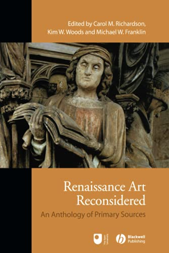9781405146401: Renaissance Art Reconsidered: An Anthology of Primary Sources
