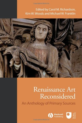 9781405146418: Renaissance Art Reconsidered: An Anthology of Primary Sources