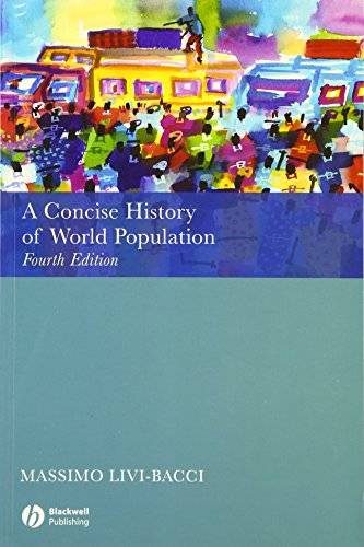 9781405146968: A Concise History of World Population
