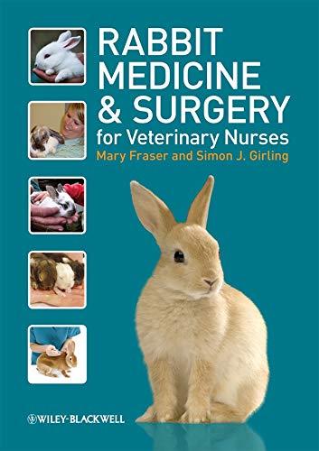 9781405147064: Rabbit Medicine and Surgery for Veterinary Nurses