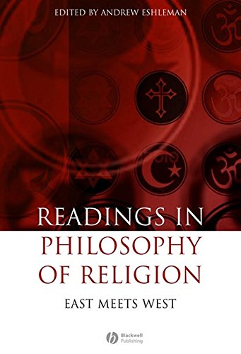 9781405147163: Readings in the Philosophy of Religion: East Meets West