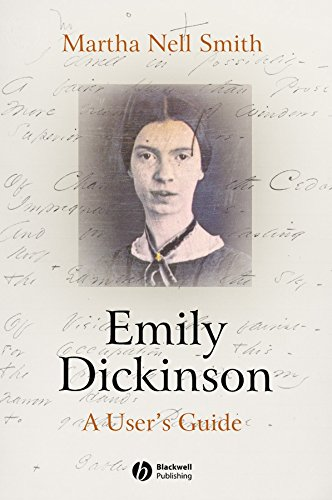 9781405147200: Emily Dickinson: A User's Guide (Wiley Blackwell Introductions to Literature)