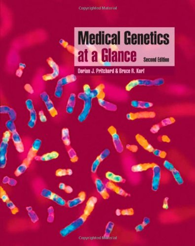 9781405148467: Medical Genetics at a Glance