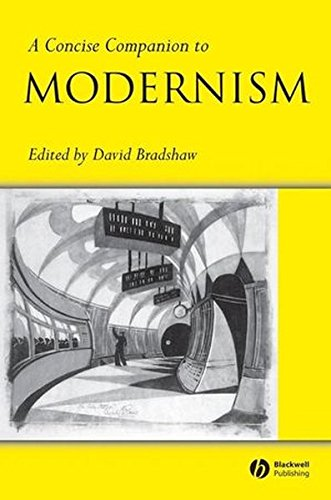 9781405148719: A Concise Companion to Modernism
