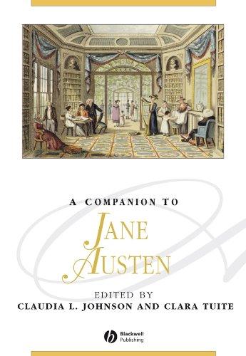 9781405149099: A Companion to Jane Austen