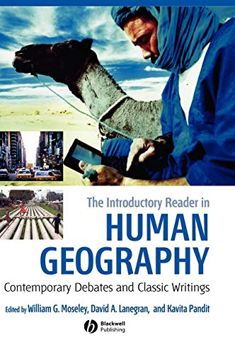 9781405149211: The Introductory Reader in Human Geography: Contemporary Debates and Classic Writings