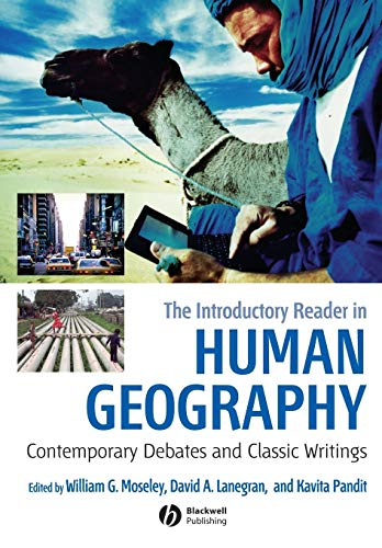 9781405149228: The Introductory Reader in Human Geography: Contemporary Debates and Classic Writings