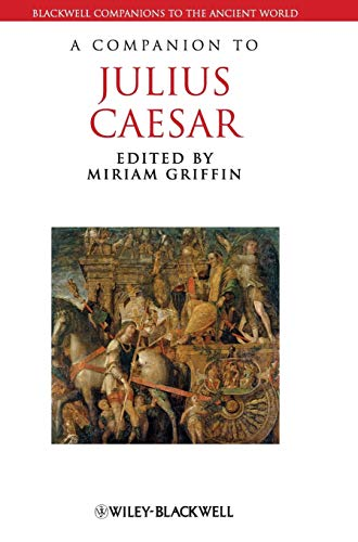 9781405149235: A Companion to Julius Caesar