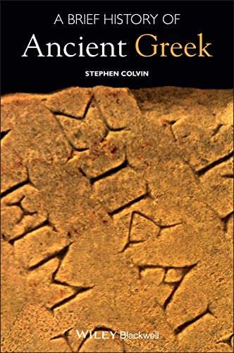 9781405149259: A Brief History of Ancient Greek