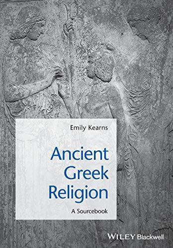9781405149280: Ancient Greek Religion: A Sourcebook