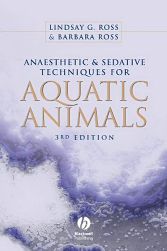 9781405149389: Anaesthetic and Sedative Techniques for Aquatic Animals