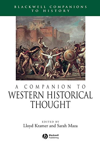 9781405149617: A Companion to Western Historical Thought